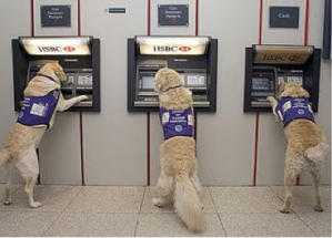 withdraw cash